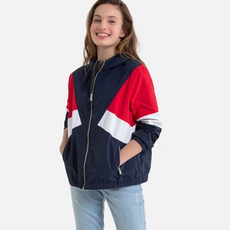 La Redoute Collections Hooded Jacket, 10-16 Years