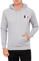 Ami Hooded Sweatshirt With Logo