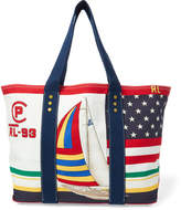 Polo Ralph Lauren Ralph Lauren RL-93 Canvas Tote Bag