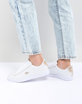 Lacoste Carnaby Evo Sneakers | Shop the