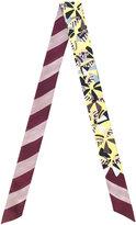 Fendi printed neck scarf