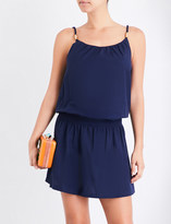 Heidi Klein Hamptons woven smock dress
