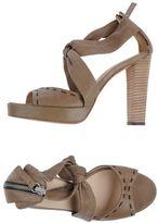 Borsalino Platform sandals