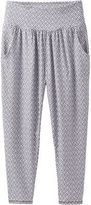 Prana Ryley Crop Pant - Women's Moonrock Compass L
