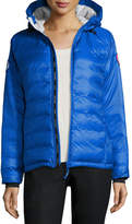 Canada Goose Camp Hooded Packable Puffer Jacket, Royal Blue