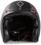 Marcelo Burlon County of Milan bird print helmet - unisex - Plastic - M