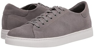 Trask Alder Perf (Navy English Suede) Men's Shoes