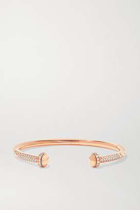 Piaget Possession 18-karat Rose Gold Diamond Cuff