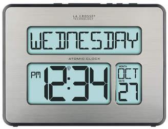 La Crosse Technology C86279 Atomic Digital Clock with Backlight