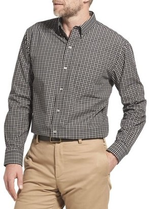 Arrow Men's Long Sleeve Hamilton Poplin Button Down Shirt