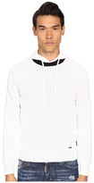 DSQUARED2 Techno Knit Hoodie