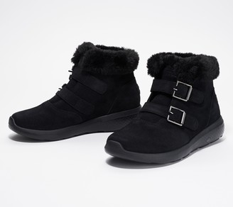 Skechers On the GO City 2 Suede Boots - Winter Fling