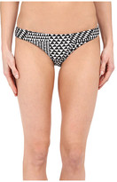 Amuse Society Ava Patch Tribal Everyday Fit Bottom