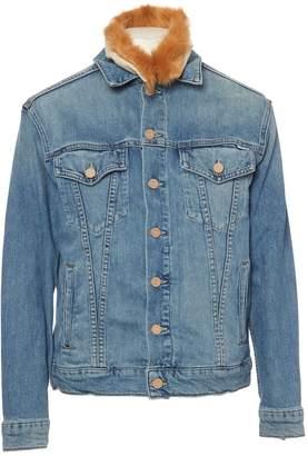 Mother Blue Denim - Jeans Jackets