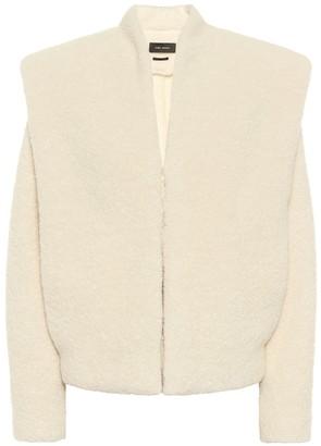 Isabel Marant Galadriel alpaca-blend jacket
