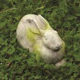 Orlandi Statuary OrlandiStatuary Garden Dcor Charles Rabbit Statue