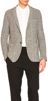 Robert Geller Richard Jacket in Gray.