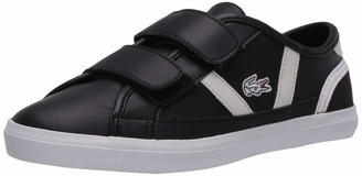 Lacoste unisex child Sideline 120 2 Cuc Sneaker