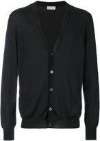 Christian Dior V-neck cardigan - men - Virgin Wool - M