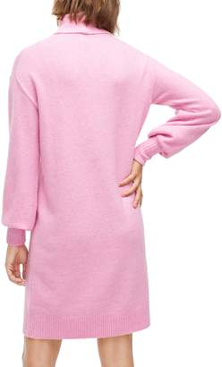 J.Crew Supersoft Turtleneck Sweater Dress