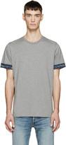 Diesel Grey T-Marshall T-Shirt