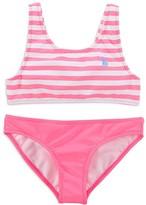 Ralph Lauren Girls' Striped 2-Piece Swimsuit - Sizes 2-6X