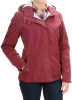 Barbour Vaulting Jacket - Waterproof, Insulated (For Women)