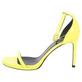 Saint Laurent Patent Leather Sandals