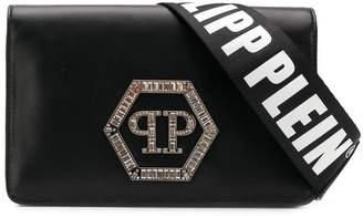 Philipp Plein logo small belt bag