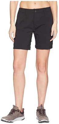 Royal Robbins Discovery III Shorts (Jet Black) Women's Shorts