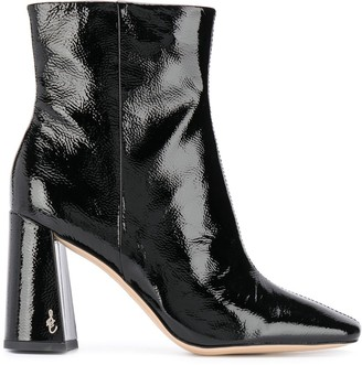 Sam Edelman Codie patent-leather ankle boot