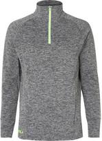 2xu - Fleece-back Stretch-jersey Top