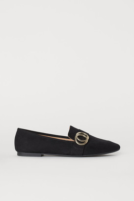 H&M Loafers - Black