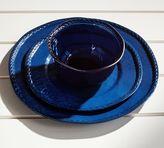 Pottery Barn Rope Melamine Dinner Plate, Set of 4