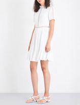 Claudie Pierlot Roanne gauze dress