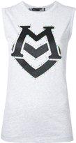 Love Moschino 'fun fair' print T-shirt - women - Cotton - 40