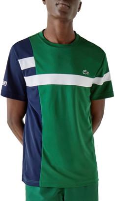 Lacoste SPORT Colorblock Pique Performance T-Shirt