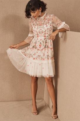Needle & Thread Butterfly Meadow Mini Dress