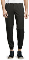 ATM Anthony Thomas Melillo Multi-Pocket Relaxed Pants, Charcoal