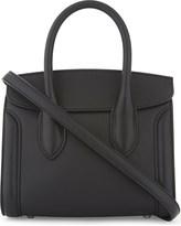 Alexander McQueen Heroine leather mini shoulder bag