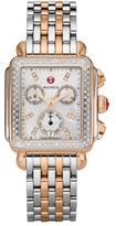 Michele 'Deco' 18mm Bracelet Watch Band