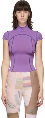 Eckhaus Latta Purple Sport T-Shirt