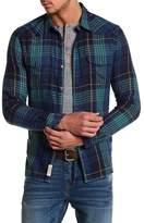 Lucky Brand Santa Fe Western Slim Fit Shirt