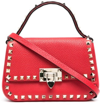 Valentino small Rockstud tote bag