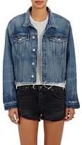 GRLFRND Women's Cara Crop Trucker Jacket
