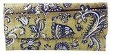 Carlos Falchi Snakeskin Printed Bag