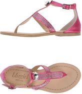Blugirl Thong sandals