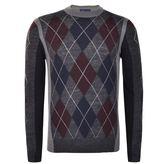 Lanvin Argyle Knitted Jumper