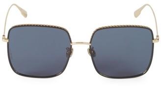 Christian Dior DiorByDior 59MM Square Sunglasses