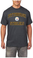 Profile Men's Big & Tall Pittsburgh Steelers Heart and Soul T-Shirt
